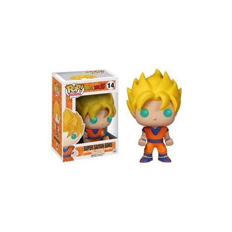 Figura Funko POP Super Saiyan Goku - Dragon Ball Z