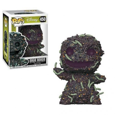 Figure POP Oogie Boogie Bugs - Nightmare Before Christmas
