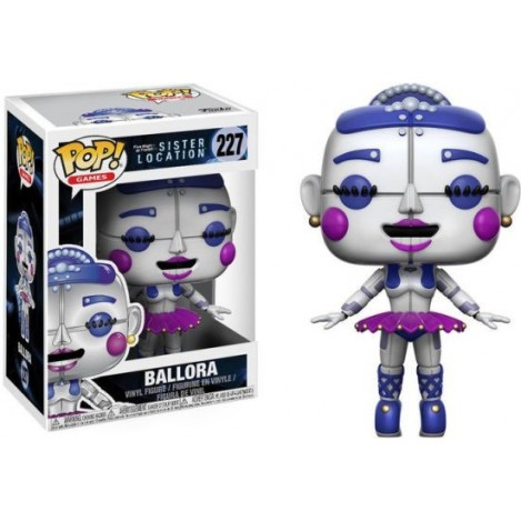 Figura Funko POP Ballora - Sister Location
