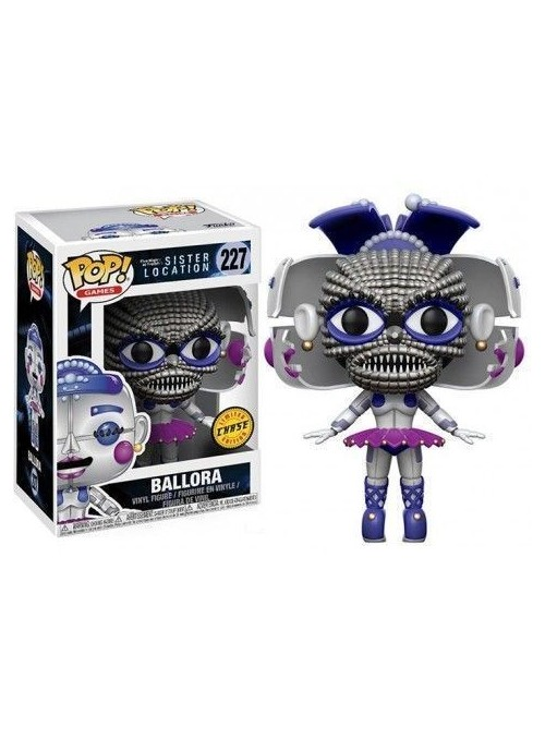 Figure POP Ballora ( Chase) - Sister Location