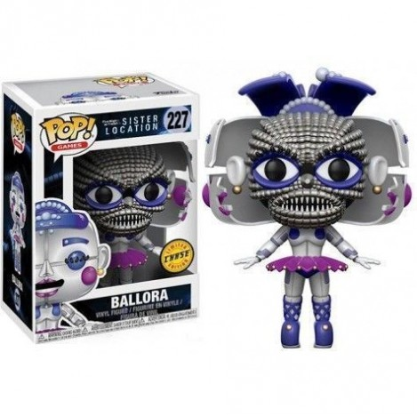 Figura Funko POP Ballora (Chase) - Sister Location