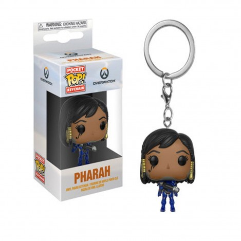 Llavero Pocket Funko POP Pharah - Overwatch