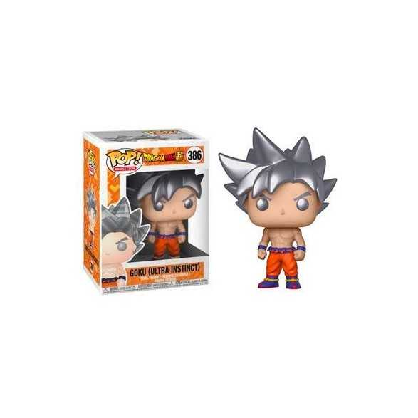 Figura POP Goku Ultra Istinto Forma - di Dragon Ball Z