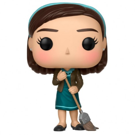 Figura Funko POP Elisa with Broom - La forma del agua