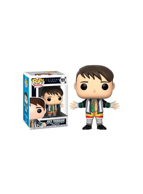 Figura POP Joey Tribbiani in Chandlers Clothes - )