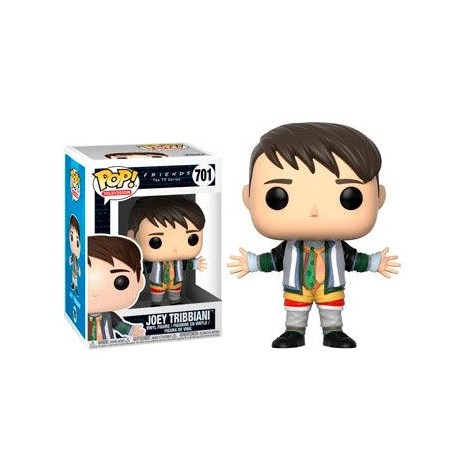 Figura Funko POP Joey Tribbiani in Chandlers Clothes - Friends