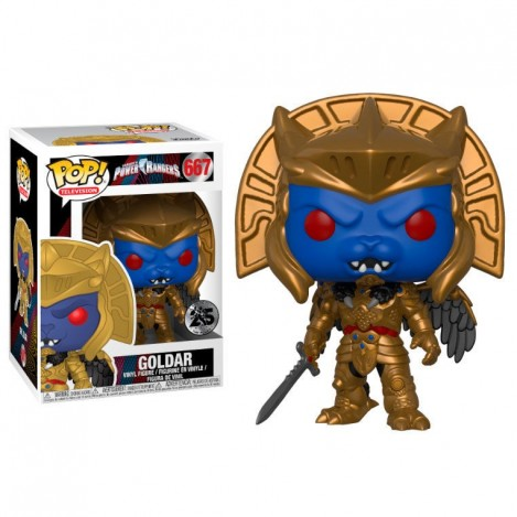 Figura Funko POP Goldar - Power Rangers