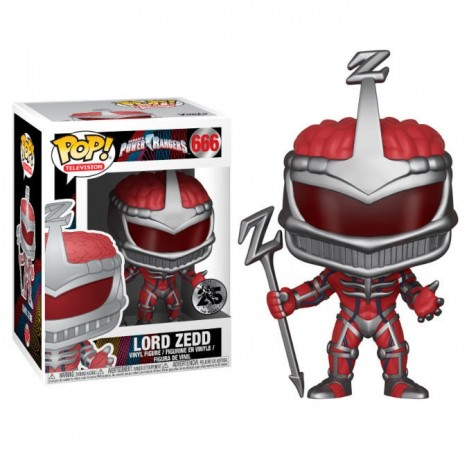 Figura Funko POP Lord Zedd - Power Rangers