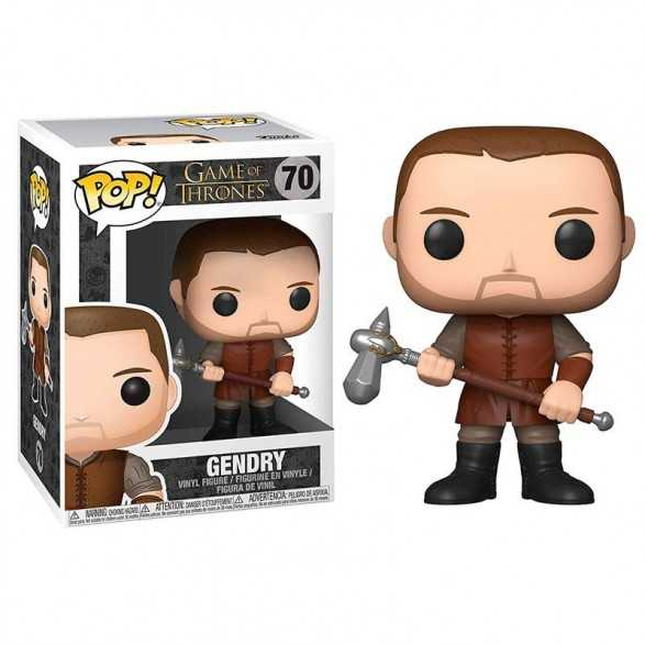 La Figure de la POP Gendry - Game of Thrones