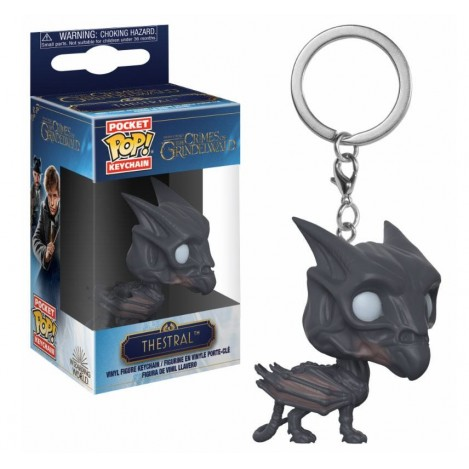Llavero Pocket Funko POP Thestral - Animales fantásticos 2