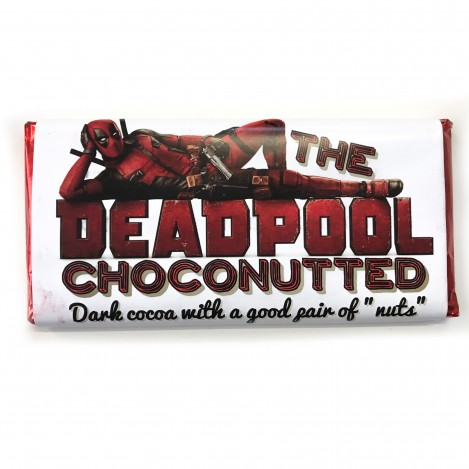 Tableta Deadpool choconutted