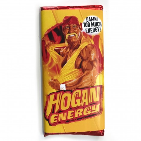 Tableta Hulk Hogan Energy