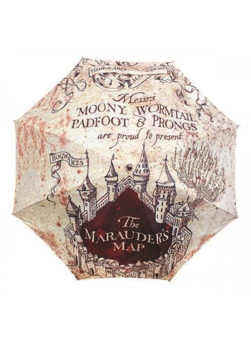 Paraguas Marauder's Map - Harry Potter
