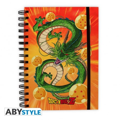 Libreta Shenron - Dragon Ball