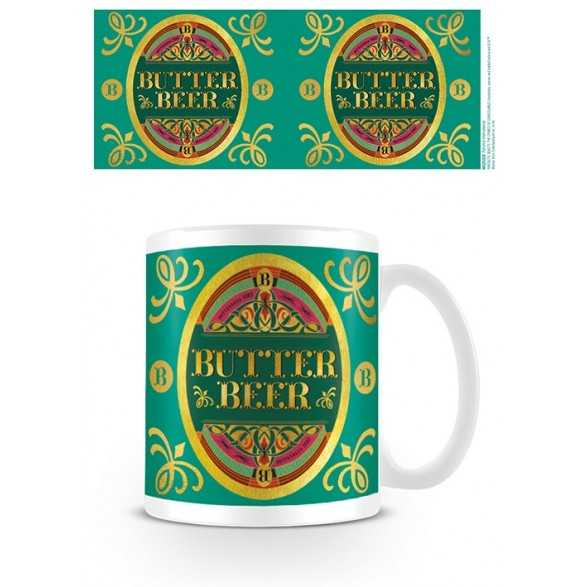 Taza Butter Beer - Animales Fatasticos