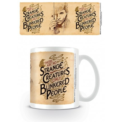 Cup Strange Creatures - Fantastic Beasts