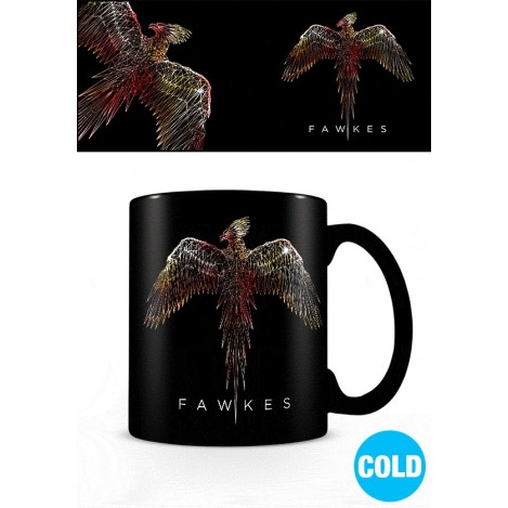 Coupe Fawkes - Harry Potter