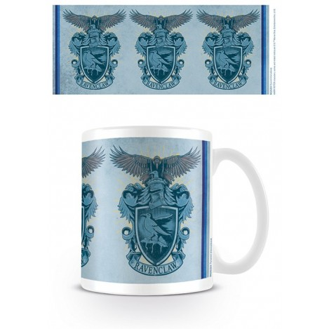Taza Ravenclaw escudo - Harry Potter
