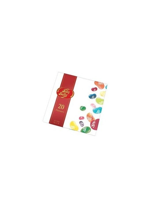 Caja Gourmet Jelly Belly 20 sabores