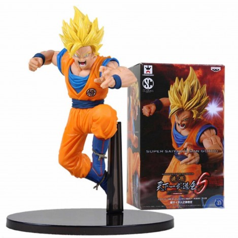 Figura Super Saiyan 2 Goku - Scultures - Dragon Ball Z