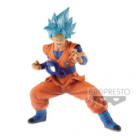 Figura Transcendence Art - Son Goku Blue - Super Dragon Ball Heroes