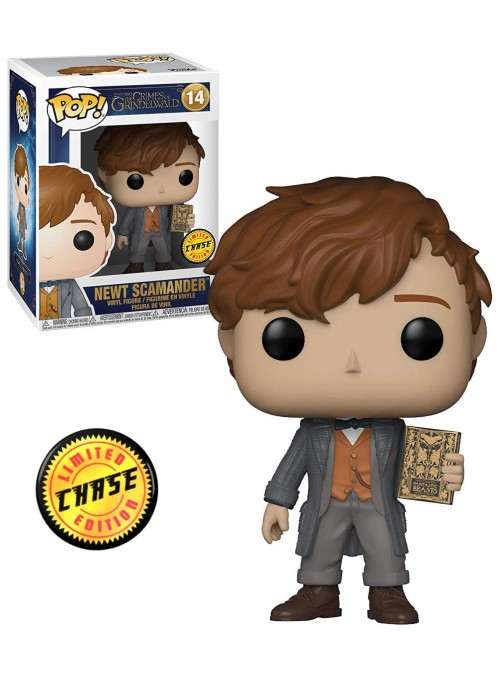 Figure POP Newt (Chase) - Fantastic beasts 2