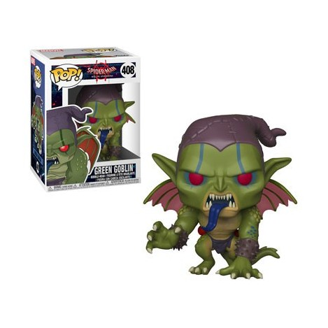 Figura Funko POP Bobble Green Goblin - Spider-Man Animated