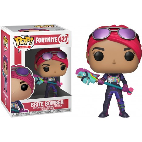 Figura Funko POP Brite Bomber - Fortnite