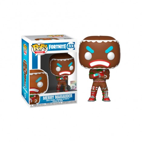 Figura Funko POP Merry Marauder - Fortnite