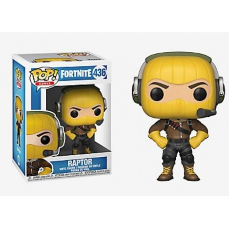 Figura Funko POP Raptor - Fortnite