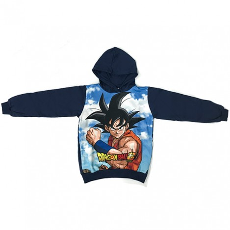 Sudadera infantil Goku - Dragon ball