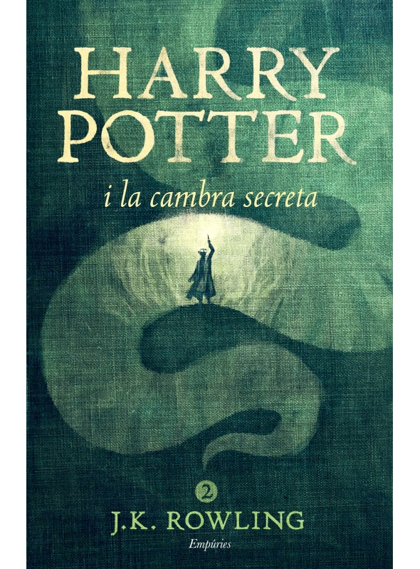 Harry Potter i la cambra secreta , ed. Catalán (rústica)