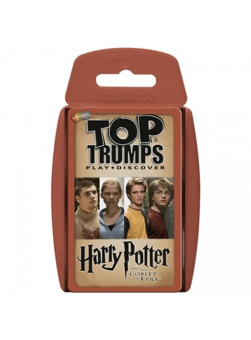 Card game Top Trumps Harry Potter and the Goblet of Fire