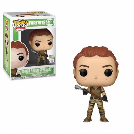 Figura Funko POP Tower Recon Specialist - Fortnite