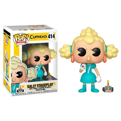 Figura POP Sally Stageplay - Cuphead