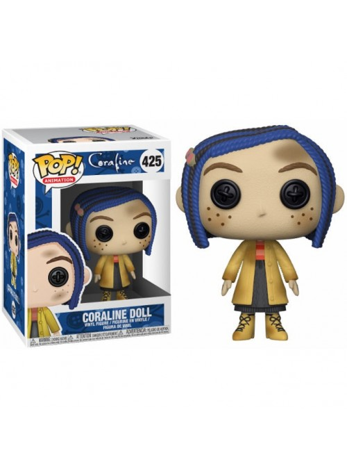 Figura POP Coraline as a Doll - Coraline