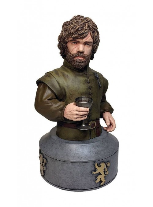 Busto Tyrion Lannister Hand of the Queen 19 cm - Juego de Tronos