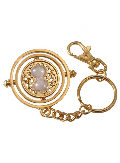 Llavero metálico Time Turner 4 cm - Harry Potter