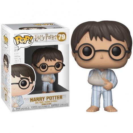 Figura Funko POP Harry en pijama - Harry Potter