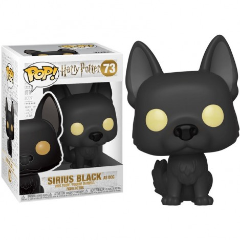 Figura Funko POP Sirius Black como perro - Harry Potter
