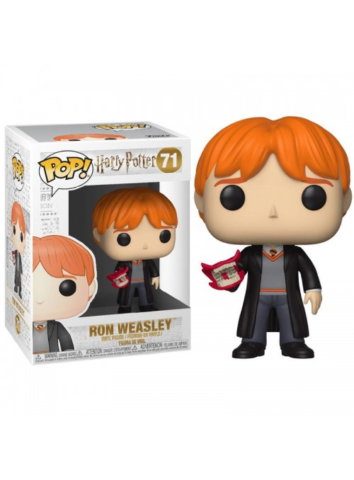 Figura POP Ron with Howler - Harry Potter