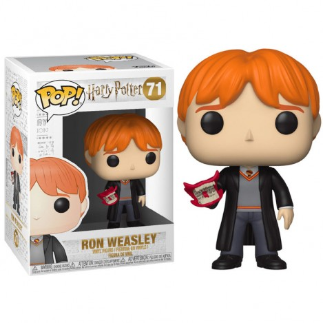 Figura Funko POP Ron with Howler - Harry Potter