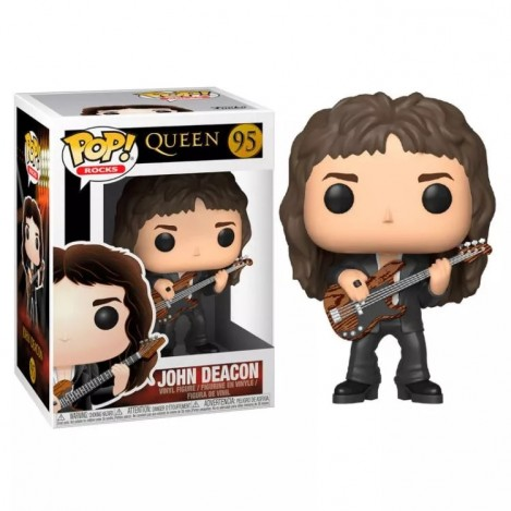 Figura POP John Deacon - Queen