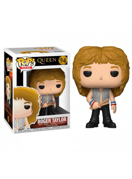 Figura POP Roger Taylor - Queen