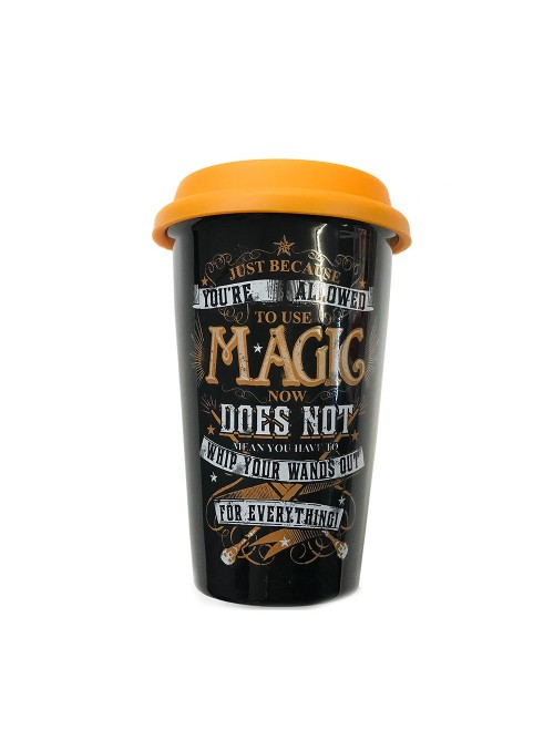 Taza viaje Magic - Harry Potter