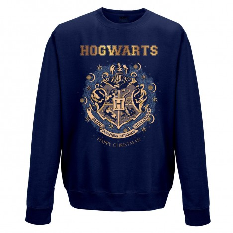 Sudadera Christmas At Hogwarts - Harry Potter