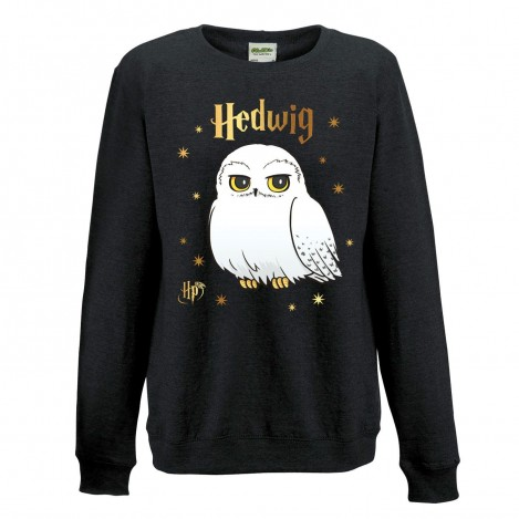 Sudadera Hedwig Stars - Harry Potter