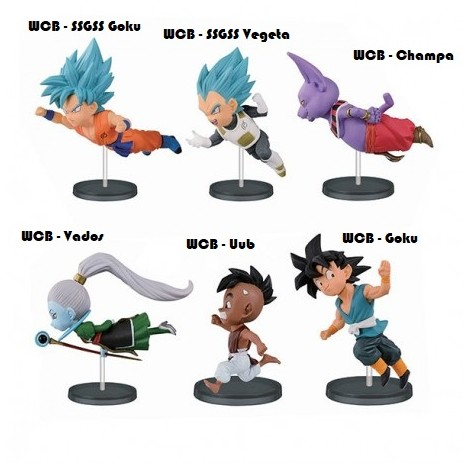 Figuras Coleccionables WCB - Dragon Ball