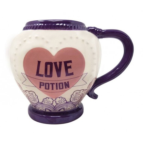 Taza Pocions de Amor 3D - Harry Potter