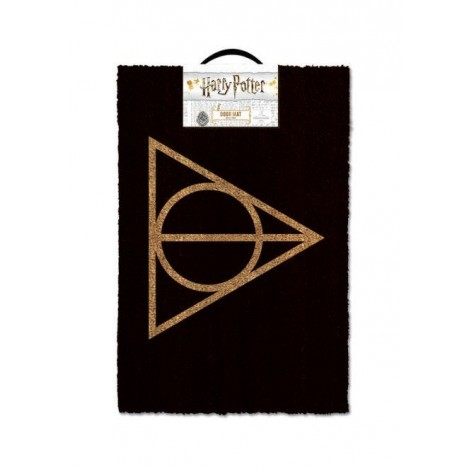 Felpudo Deathly Hallows 40 x 60 cm - Harry Potter